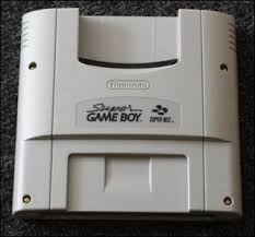 Nintendo Super Nes SNES - Super Gameboy Adapter (D.2.2)