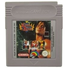 WWF King of the Ring - Nintendo Gameboy GB / Color / GBC / Advance / GBA (B.5.1)