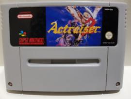 Actraiser 2 - Super Nintendo / SNES / Super Nes spel 16Bit (D.2.8)