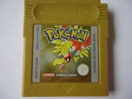 Pokemon Gold Version - NOE Versie - Nintendo Gameboy GB / Color / GBC / Advance / GBA (B.5.1)