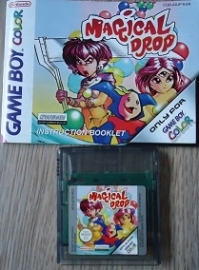 Magical Drop Nintendo Gameboy Color GBC (B.6.1)