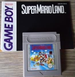 Super Mario Land Nintendo Gameboy GB / Color / GBC / Advance / GBA  (B.5.2)