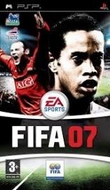 FIFA 07 - PSP - Sony Playstation Portable