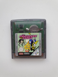 The Powerpuff Girls  Nintendo Gameboy Color - gbc (B.6.1)