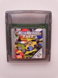 Micro Machines 1 and 2 Twin Turbo Nintendo Gameboy Color - gbc (B.6.1)