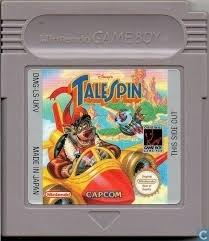 Disney's Talespin Nintendo Gameboy GB / Color / GBC / Advance / GBA (B.5.1)