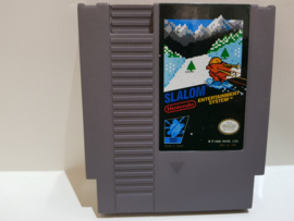 Slalom - Nintendo NES 8bit - Pal B (C.2.1)