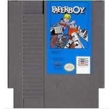 Paperboy Nintendo NES 8bit (C.2.4)