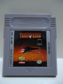 Turn and Burn  Nintendo Gameboy GB / Color / GBC / Advance / GBA (B.5.2)