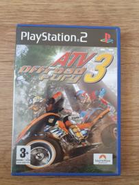 ATV Offroad Fury 3 - Sony Playstation 2 - PS2 (I.2.3)