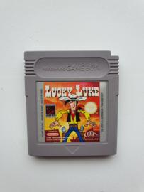 Lucky Luke  Nintendo Gameboy GB / Color / GBC / Advance / GBA (B.5.2)
