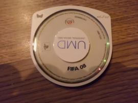 FIFA 08 - Sony Playstation -  PSP - Sony Playstation Portable
