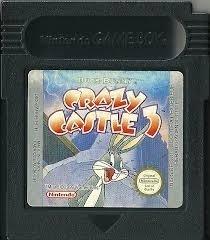 Bugs Bunny - Crazy Castle 3 Nintendo Gameboy GB / Color / GBC / Advance / GBA (B.5.1)