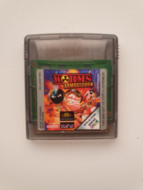 Worms Armageddon Nintendo Gameboy Color - gbc (B.6.1)