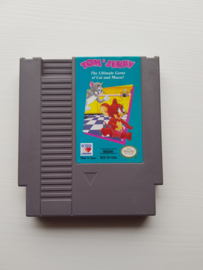 Tom & Jerry The Ultimate Game of Cat and Mouse - Nintendo NES 8bit - NTSC USA (C.2.8)