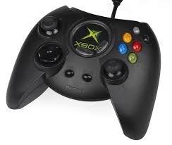 Xbox Controller Zwart bedraad Orgineel Microsoft (P.2.1)