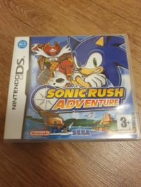 Sonic Rush Adventure - Nintendo ds / ds lite / dsi / dsi xl / 3ds / 3ds xl / 2ds (B.2.3)