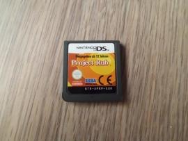Project Rub DS - Nintendo ds / ds lite / dsi / dsi xl / 3ds / 3ds xl / 2ds