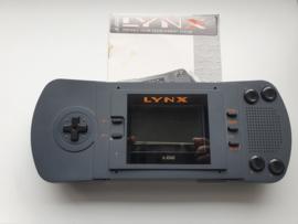 Atari Lynx 1 inclusief Boekje (L.2.3)