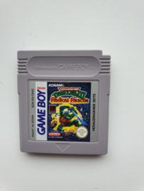 Teenage Mutant Turtles 3 Radical Resceu Nintendo Gameboy GB / Color / GBC / Advance / GBA (B.5.2)
