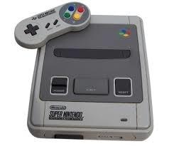 Super Nintendo / snes / Super Nes spelcomputer 16 Bit console