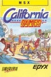 California Games - MSX