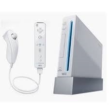 Wii spelcomputer & Games