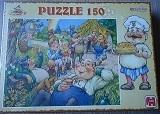Puzzel Volk van Laaf nr 99B