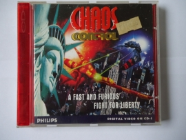 Chaos Control Philips CD-i (N.2.1)