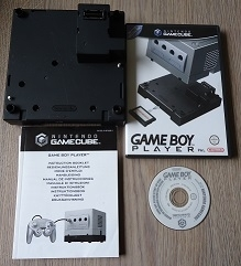 Gameboy Player Gamecube