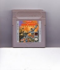 Bionic Command - Nintendo Gameboy GB / Color / GBC / Advance / GBA (B.5.1)