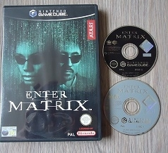 Enter The Matrix - Nintendo Gamecube GC NGC