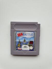 Sea Battle  Nintendo Gameboy GB / Color / GBC / Advance / GBA (B.5.2)