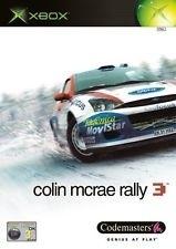 Colin Mcrae Rally 3 - Microsoft Xbox