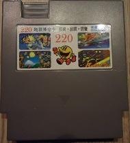 220 in 1 Multirom Nintendo NES 8bit (C.2.6)