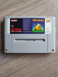 Alfred Chicken - Super Nintendo / SNES / Super Nes spel 16Bit (D.2.12)