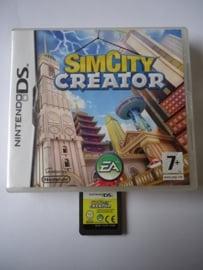 SimCity Creator - Nintendo ds / ds lite / dsi / dsi xl / 3ds / 3ds xl / 2ds(B.2.1)