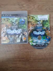 The Shoot - Sony Playstation 3 - PS3