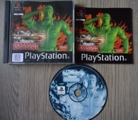 Army Men: Operation Meltdown - Sony Playstation 1