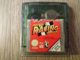 Mickey`s Racing Adventure Nintendo Gameboy Color GBC (B.6.1)