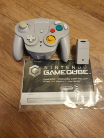 Nintendo Gamecube Wavebird Controller Nintendo GC NGC (F.3.1)