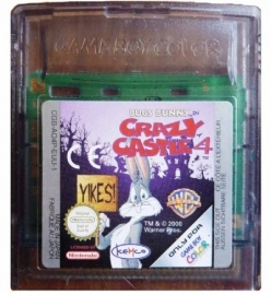 Bugs Bunny: Crazy Castle 4 - Nintendo Gameboy Color - gbc (B.6.1)