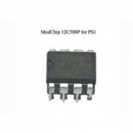 Game Chip IC 12C508/P for PS1 modchip PSONE psx playstation chip fat / slim slimline