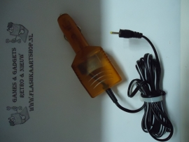 Autolader Gameboy Color - GBC car charger - Oranje (B.3.1)