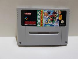 Harleys Humongous Adventure - Super Nintendo / SNES / Super Nes spel 16Bit (D.2.1)