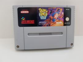Porky Pig's Haunted Holiday - Super Nintendo / SNES / Super Nes spel 16Bit (D.2.12)