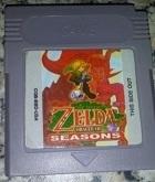 Zelda Oracle of Seasons Nintendo Gameboy GB / Color / GBC / Advance / GBA (B.5.1)