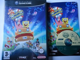 De Spongebob Squarepants Film - Nintendo Gamecube GC NGC