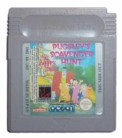 The Addams Family: Pugsley's Scavenger Hunt  Nintendo Gameboy GB / Color / GBC / Advance / GBA (B.5.2)