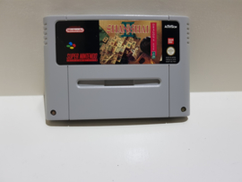 Shanghai Dragon's Eye - Super Nintendo / SNES / Super Nes spel 16Bit (D.2.1)